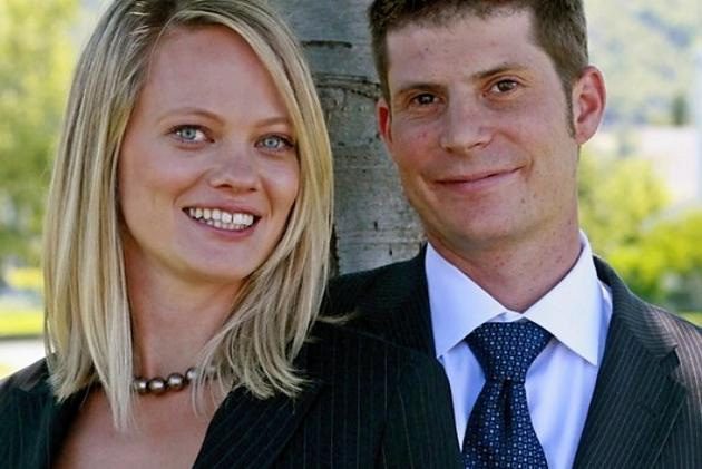 Darcy Barrow (left) and Christopher Barrow (right) started Foundation Homes International.